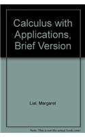 9780321267757: Calculus with Applications