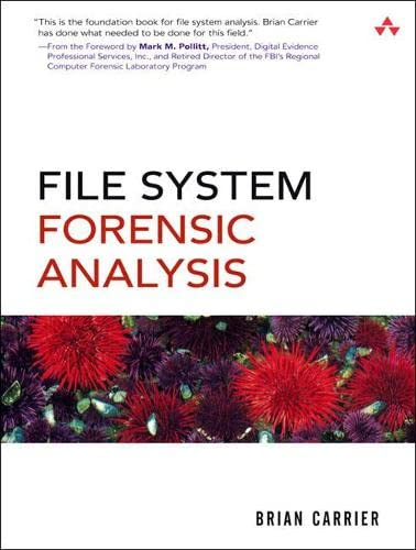 9780321268174: File System Forensic Analysis