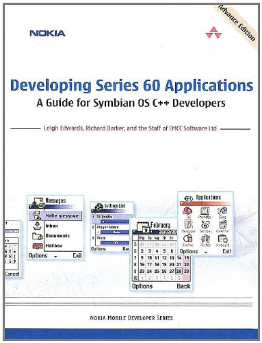 9780321268754: Developing Series 60 Applications: A Guide for Symbian OS C++ Developers (Nokia Mobile Developer Series)