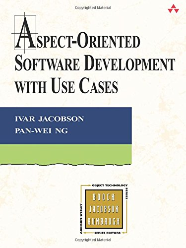 9780321268884: Aspect-Oriented Software Development with Use Cases