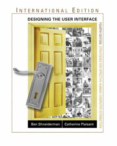 9780321269782: Designing the User Interface: Strategies for Effective Human-Computer Interaction: International Edition