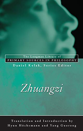 9780321273567: Zhuangzi (Longman Library of Primary Sources in Philosophy)