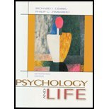 9780321275882: Psychology And Life