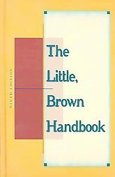 9780321275899: The Little Brown Handbook