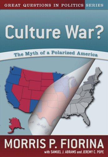 9780321276407: Culture War? The Myth of a Polarized America