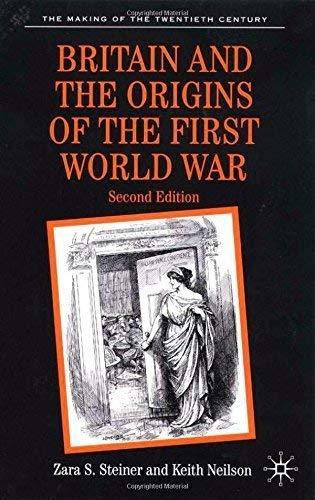 Origins of the First World War: James Joll