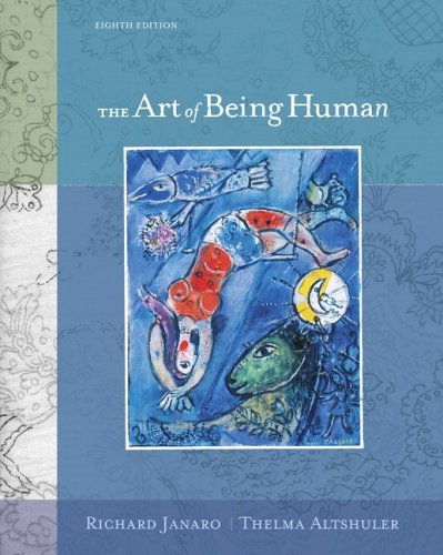 9780321277633: Art of Being Human, The (8th Edition)