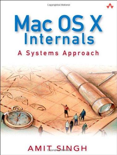 9780321278548: Mac OS X Internals: A Systems Approach