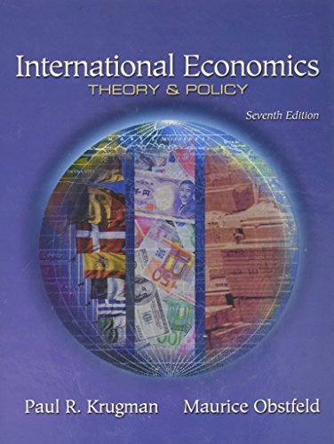 9780321278845: International Economics: Theory and Policy (7th Edition)