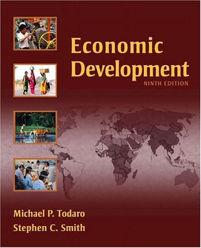 9780321278883: Economic Development (9th Edition)