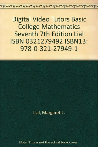9780321279491: Digitl VID Tut Basic Col