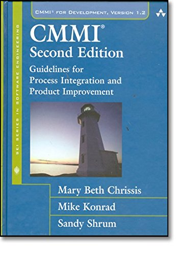 9780321279675: CMMI: Guidelines for Process Integration And Product Improvement