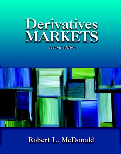 9780321280305: Derivatives Markets: United States Edition (Addison-Wesley Series in Finance)