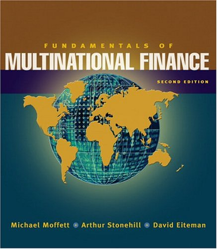 9780321280312: Fundamentals of Multinational Finance (Addison-Wesley Series in Finance)