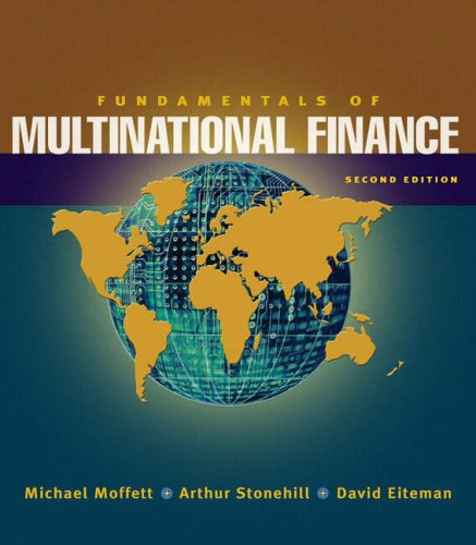 9780321280312: Fundamentals of Multinational Finance (2nd Edition)
