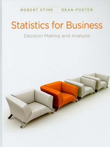 9780321286208: Statistics for Business: Decision Making and Analysis Plus MyMathLab -- Access Card Package