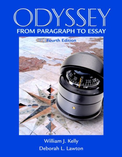 9780321290816: Odyssey: From Paragraph to Essay (4th Edition)