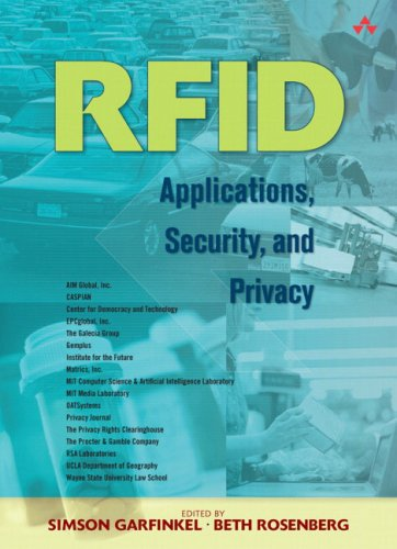 9780321290960: RFID: Applications, Security, and Privacy