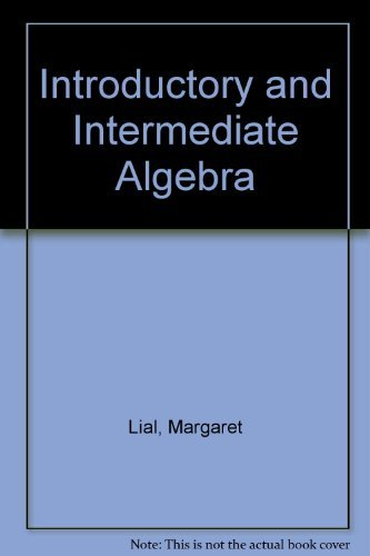 9780321292735: Introductory and Intermediate Algebra (3rd Edition)