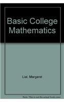 9780321292803: Basic College Mathematics (hardcover) (7th Edition)