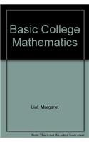 Basic college mathematics 7th (seventh) edition text only.