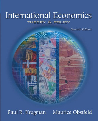 9780321293831: International Economics: Theory And Policy (7th Edition)