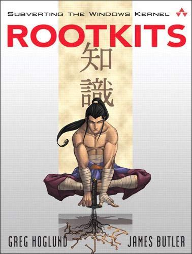 9780321294319: Rootkits: Subverting the Windows Kernel