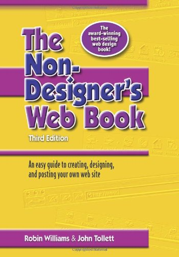 9780321303370: The Non-Designer's Web Book, 3rd Edition