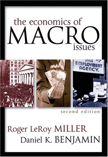 9780321303592: Economics of Macro Issues, The (2nd Edition)