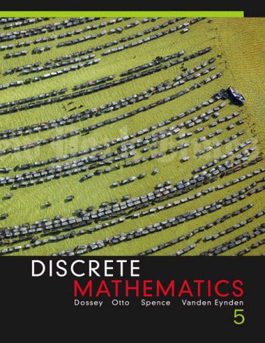 9780321305152: Discrete Mathematics (5th Edition)