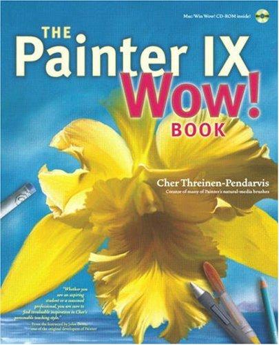 9780321305329: The Painter IX Wow! Book