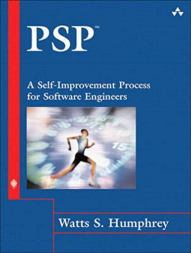 9780321305497: PSP: A Self-improvement Process For Software Engineers