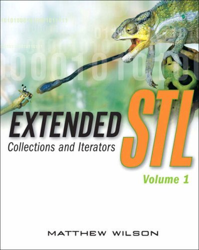 9780321305503: Extended STL, Volume 1: Collections and Iterators