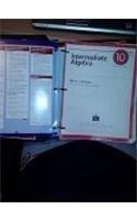 9780321305848: Intermediate Algebra plus MyMathLab Student Starter Kit (10th Edition)