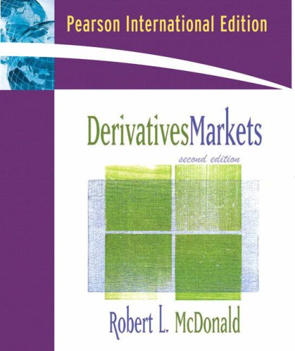 9780321311498: Derivatives Markets: International Edition