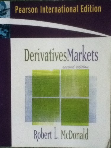 9780321311498: Derivatives Markets Second Edition