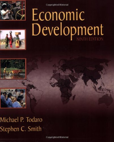 9780321311955: Economic Development (Series in Economics)