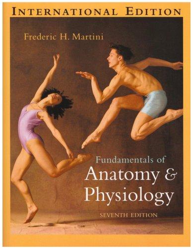 9780321311986: Fundamentals of Anatomy & Physiology