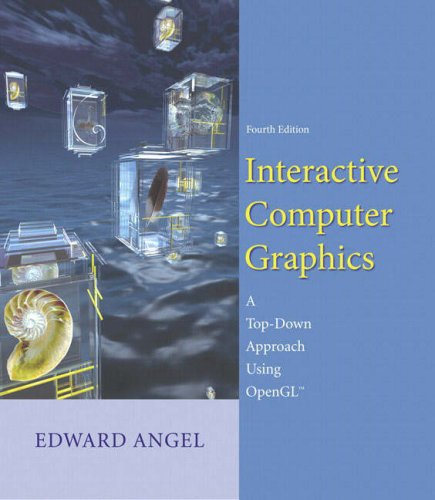 9780321312525: Interactive Computer Graphics: A Top-Down Approach Using OpenGL: International Edition