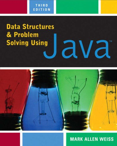 9780321312556: Data Structures and Problem Solving Using Java