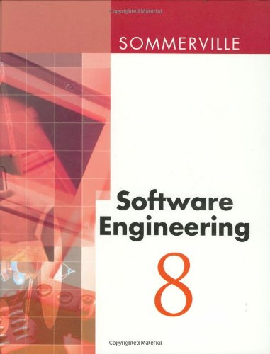 9780321313799: Software Engineering: (Update) (8th Edition)