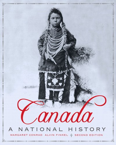 9780321315052: Canada: A National History and Media Companion CD-ROM (2nd Edition)