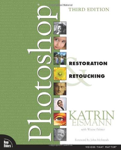 9780321316271: Adobe Photoshop Restoration & Retouching (3rd Edition)