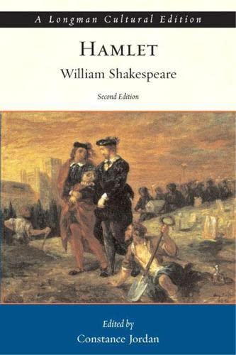 9780321317292: Hamlet, A Longman Cultural Edition (2nd Edition)