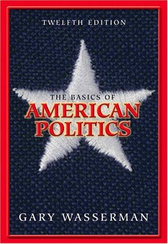 9780321317957: Basics of American Politics, The (12th Edition)