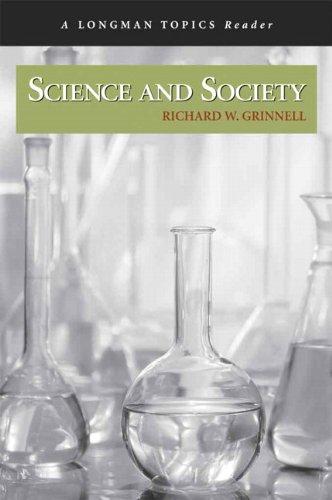 9780321318114: Science and Society (A Longman Topics Reader)