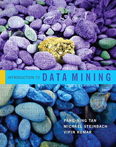9780321321367: Introduction to Data Mining