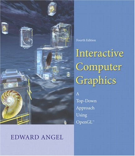 9780321321374: Interactive Computer Graphics: A Top-Down Approach Using OpenGL (4th Edition)