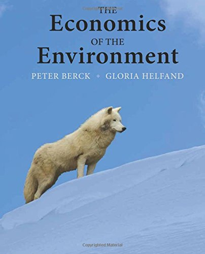 9780321321664: The Economics of the Environment: United States Edition: Volume 1