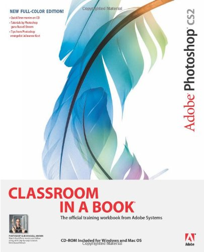 9780321321848: Adobe Photoshop CS2 Classroom in a Book